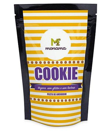 Monama Cookies Pasta de Amendoim 120g