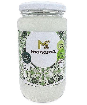 Monama Óleo de Coco Extravirgem 280g
