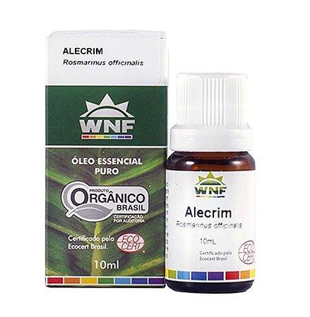 WNF Óleo Essencial de Alecrim Orgânico 10ml