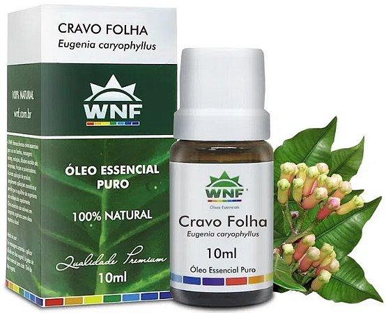 WNF Óleo Essencial de Cravo Folha 10ml