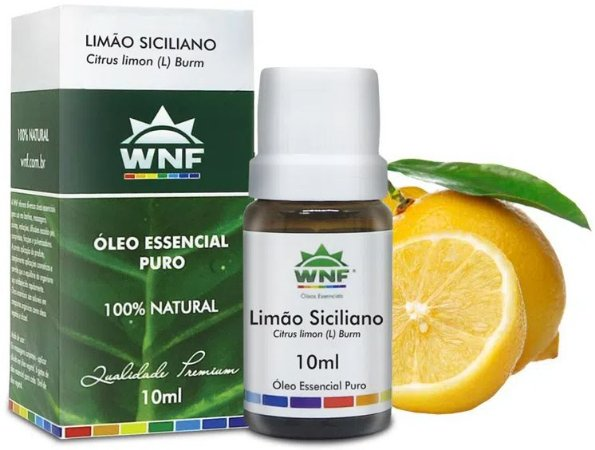 WNF Óleo Essencial de Limão Siciliano 10ml