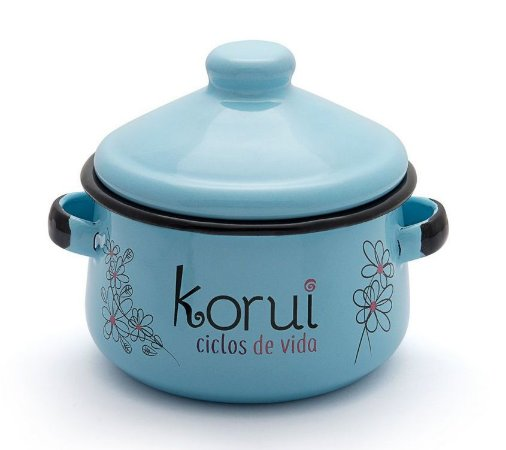 Korui Panelinha Esterilizadora para Coletor Menstrual 1un