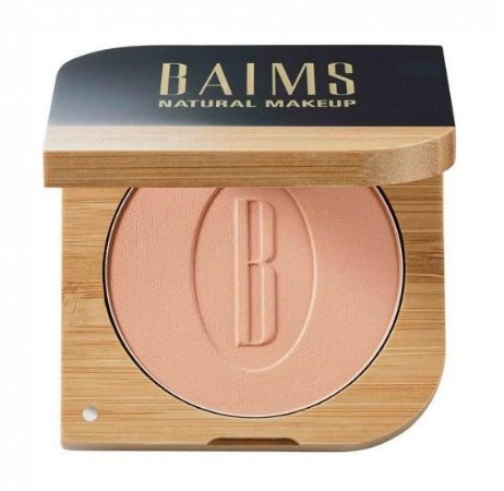 Baims Pó Mineral Compacto - 03 Medium-Dark 9g