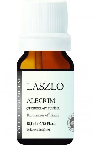 Laszlo Óleo Essencial de Alecrim QT Cineol 10,1ml