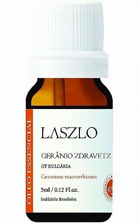 Laszlo Óleo Essencial de Gerânio Zdravetz 5ml
