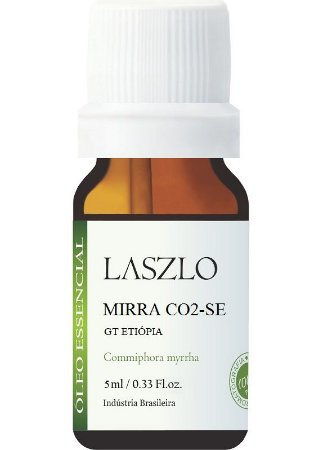 Laszlo Óleo Essencial de Mirra CO2-SE (GT Etiópia) 5ml