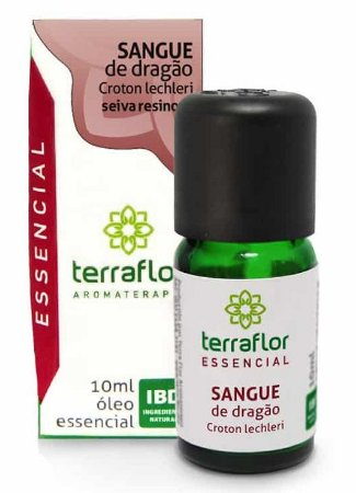 Terra Flor Seiva de Sangue de Dragão 10ml