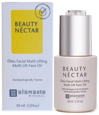 Elemento Mineral Beauty Néctar Óleo Facial Multi Lifting 30ml