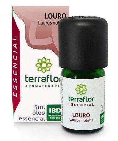 Terra Flor Óleo Essencial de Louro 5ml