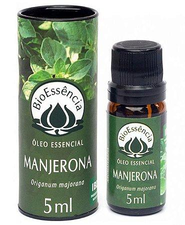 BioEssência Óleo Essencial de Manjerona 5ml