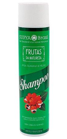 Surya Brasil Amla, Guaraná e Melão Shampoo 300ml