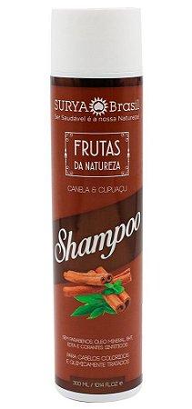 Surya Brasil Canela e Cupuaçu Shampoo 300ml