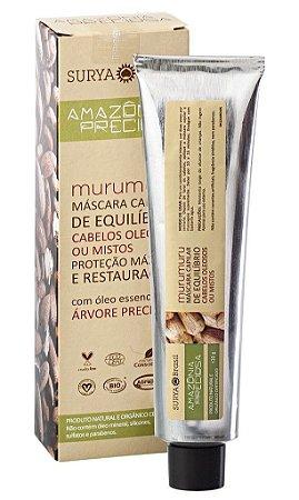 Surya Brasil Amazônia Preciosa Murumuru Máscara Capilar de Equilíbrio 120g