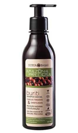 Surya Brasil Amazônia Preciosa Buriti Shampoo 300ml