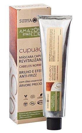 Surya Brasil Amazônia Preciosa Cupuaçu Máscara Capilar Revitalizante 120g