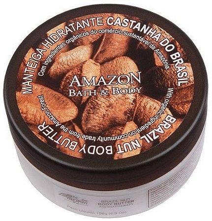 Arte dos Aromas Manteiga Hidratante Castanha do Brasil 196g