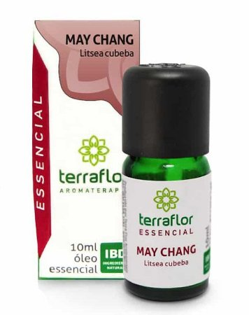 Terra Flor Óleo Essencial de May Chang / Litsea Cubeba 10ml