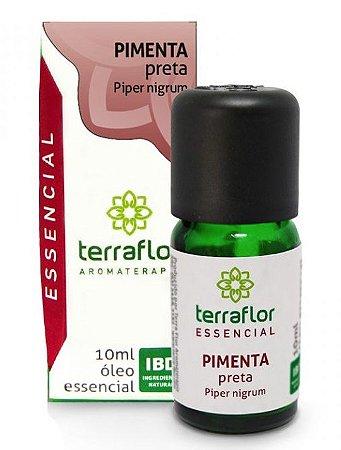 Terra Flor Óleo Essencial de Pimenta Preta 10ml