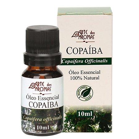 Arte dos Aromas Óleo Essencial de Copaíba (Destilada) 10ml