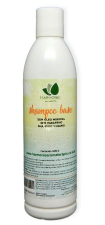 Harmonie Base de Shampoo Neutro 500ml