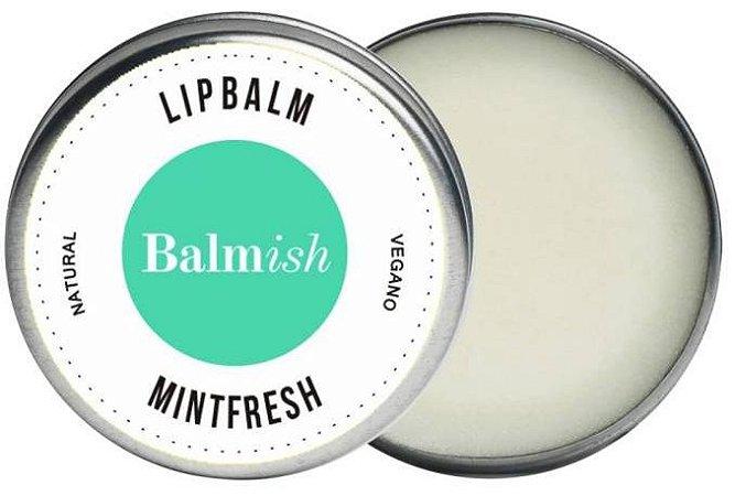 Balmish Lip Balm Mint Fresh 8g
