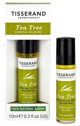 Tisserand Roll-on Tea Tree e Blend de Óleos Essenciais 10ml