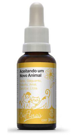 Bio Florais Pet Aceitando um Novo Animal 37ml