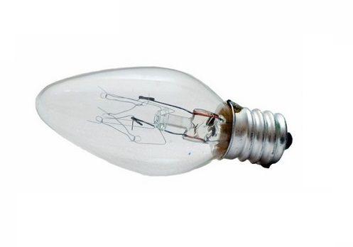 Mini Lâmpada para Aromatizador de Ambiente com Luminária 1un