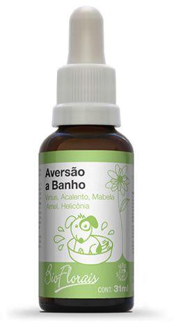Bio Florais Pet Aversão a Banho 37ml