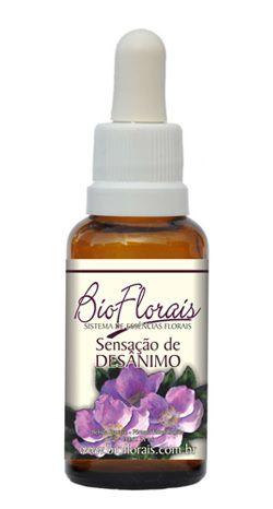 Bio Florais Sensação de Desânimo 37ml