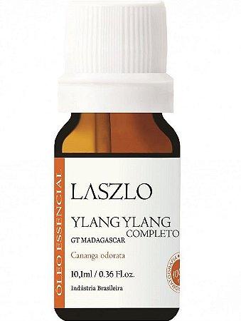 Laszlo Óleo Essencial de Ylang Ylang Completo GT Madagascar 10,1ml