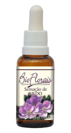 Bio Florais Sensação de Medo 37ml