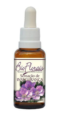 Bio Florais Sensação de Insegurança 37ml