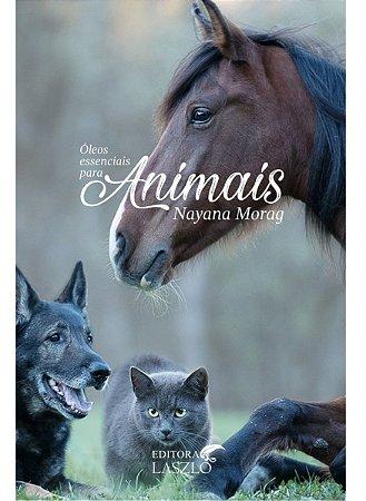 Ed. Laszlo Livro Óleos Essenciais para Animais