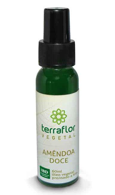 Terra Flor Óleo de Amêndoa Doce 60ml