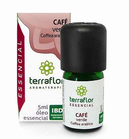 Terra Flor Óleo Essencial de Café Verde 5ml