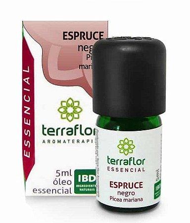 Terra Flor Óleo Essencial de Espruce Negro 5ml