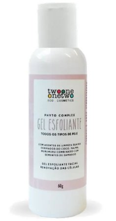 Twoone Onetwo Gel Esfoliante Facial Phyto Complex 60g