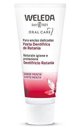 Weleda Creme Dental de Ratânia 75ml