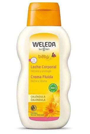 Weleda Baby Loção Hidratante Corporal de Calêndula 200ml