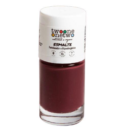 Twoone Onetwo Esmalte Hipoalergênico 1617 Brandy Wine 10ml