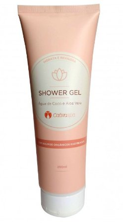 Cativa Natureza Cativa Spa Shower Gel 250ml