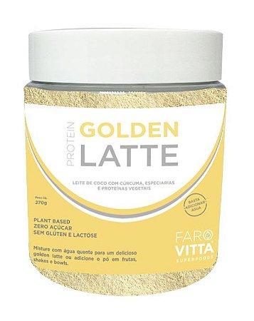 Farovitta Golden Latte Protein 270g