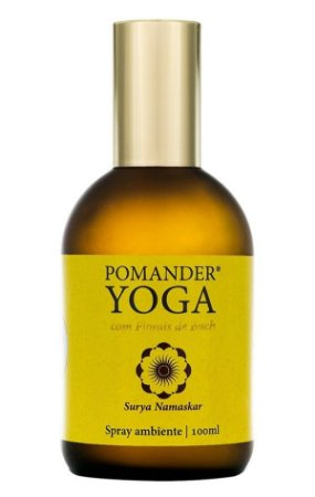 Pomander Yoga Surya Namaskar Spray 100ml
