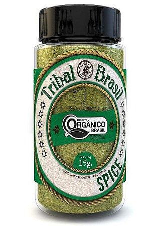 Tribal Brasil Italian Spice Condimento Misto Orgânico 15g