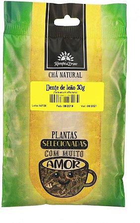 Kampo de Ervas Chá de Dente de Leão Fracionado 30g