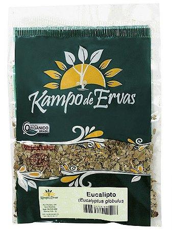 Kampo de Ervas Chá de Eucalipto Orgânico Fracionado 30g