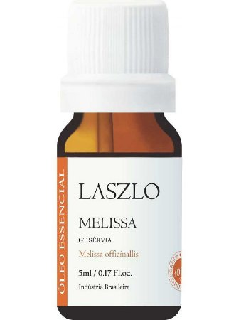 Laszlo Óleo Essencial de Melissa 5ml