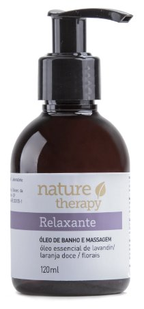 Nature Therapy Óleo Corporal Relaxante 120ml