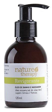 Nature Therapy Óleo Corporal Revigorante 120ml